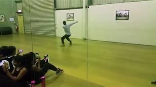 THROWBACK (2015) x John O'Kelly Choreography (Sharaya J - Snatch Yo Wigs) CLASS