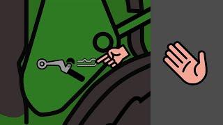 Palas cargadoras frontales - Serie M - Desenganche    John Deere ES