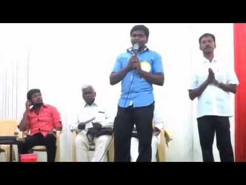 Kalai Yedukum Kannama Tamil Christian Song -Bro.Stephen Mathavan