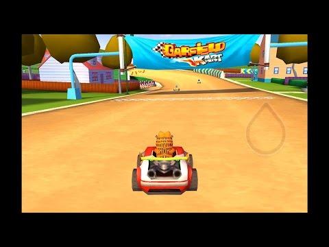 Citra Emulator (CPU JIT) - Garfield Kart [1080p] - Nintendo 3DS - 동영상