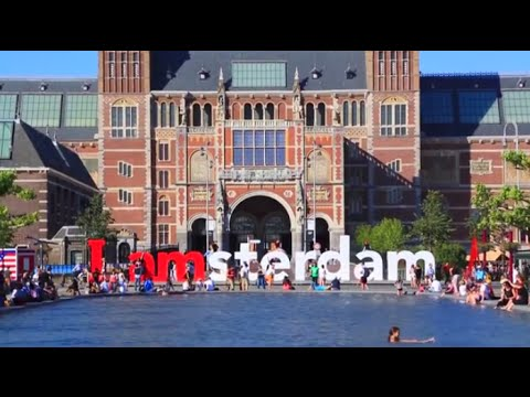 Discover Amsterdam with Turkish Airlines