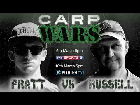 Carp Wars Episode 15 - Pratt vs Russell