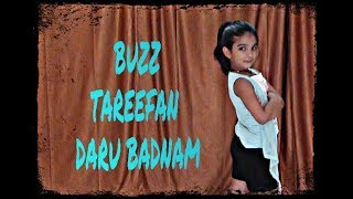 Buzz | Tareefan | Daru Badnam | Dance Choreography | Jinky Jain  | LoveForDance