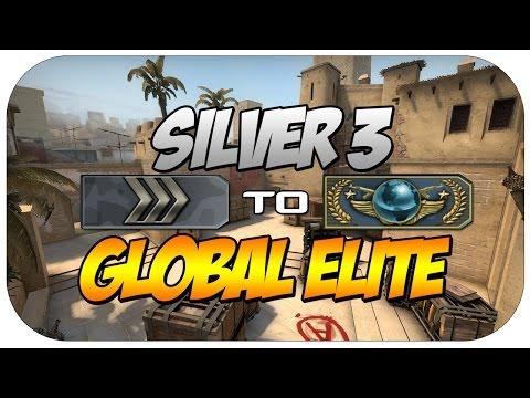 CSGO - Road to Global Elite - Silver 3