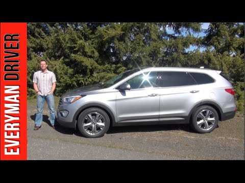 Here's the 2014 Hyundai Santa Fe Review on Everyman Driver