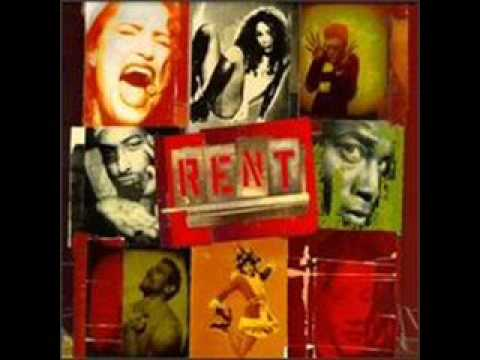 RENT Light my candle (OBC 1996)