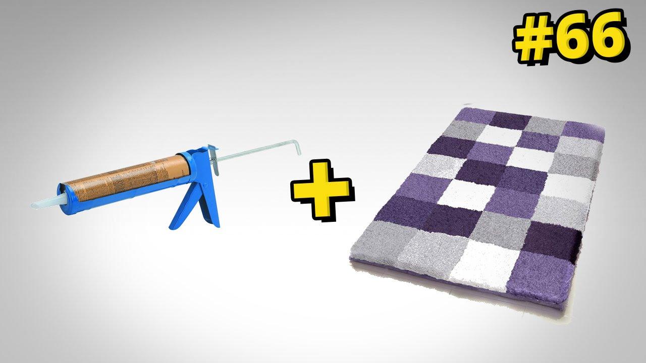 Jak radzić sobie w domu - nieślizgający się dywanik