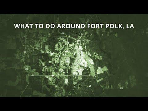 Things To Do Around Fort Polk In Louisiana