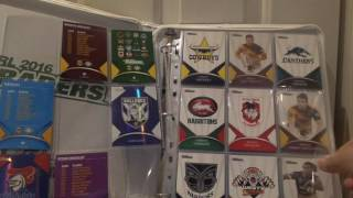 Repeat youtube video ANYONE WANT TO TRADE??? | NRL TRADERS 2016 ALBUM SHOWCASE