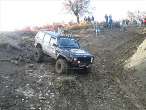 1o TRIAL 4X4 GREVENA 30-11-2008
