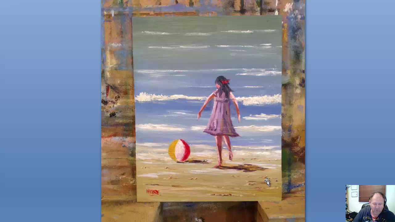 How To Make A Frame For An Oil Painting