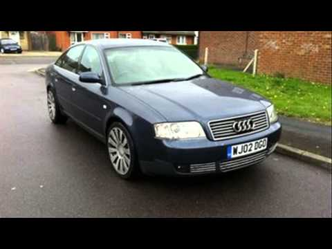 2002 audi a6 youtube. Black Bedroom Furniture Sets. Home Design Ideas