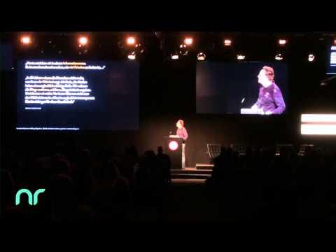 Die Renaissance der Informationsgrafik: Jan Schwochow auf dem ADC Nachwuchskongress