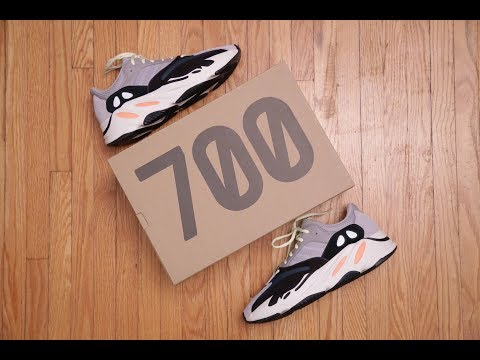 Don't let this YEEZY fool you! || Adidas Yeezy Boost 700 OG Wave Runner Review and On Feet