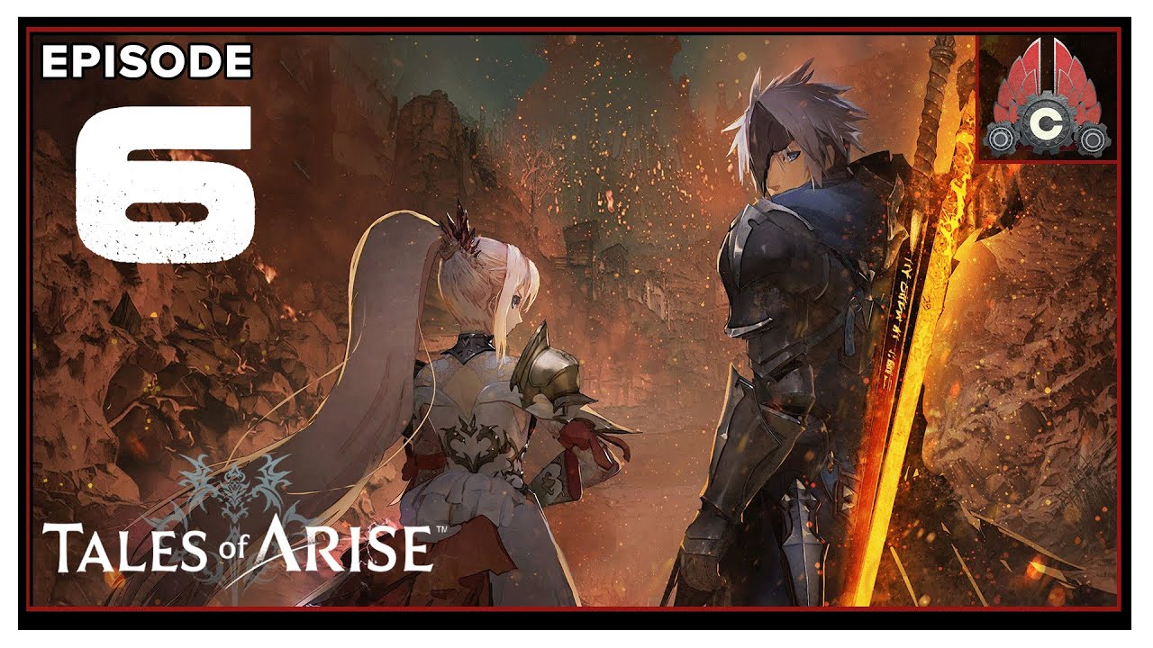 CohhCarnage Plays Tales Of Arise (Sponsored By Bandai Namco) - Episode 6