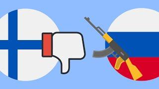 Почему финны ненавидят русских ?