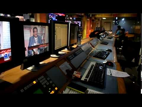 EXCLUSIVE GEO TV MASTER CONTROL ROOM  NEW