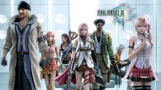 [18+] Шон играет в Final Fantasy XIII (Xbox 360/Xbox One 2010)