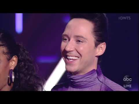 Johnny Weir, Buttons, 9/14/20