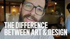 The Difference Between Art & Design
