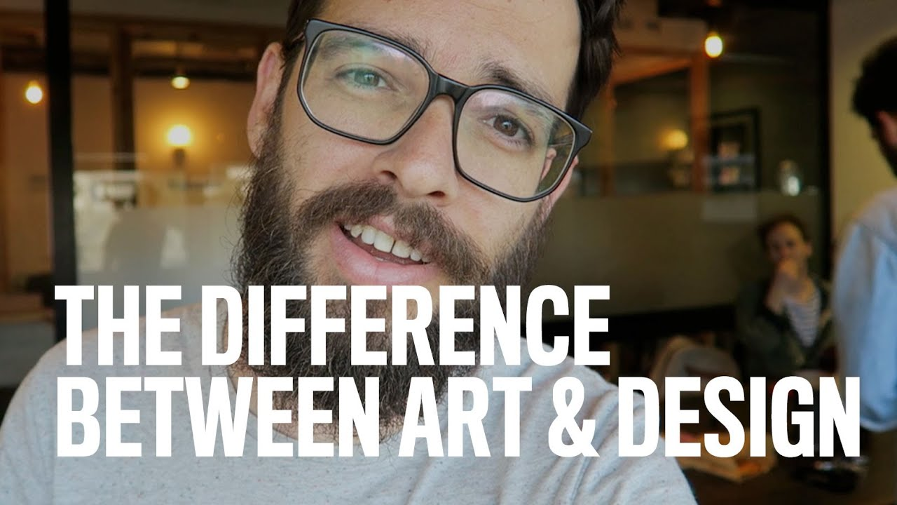 the differences between art and design What is the difference between art and craft - craft does not express emotion art expresses emotion art serves aesthetic purpose craft serves human purpose.