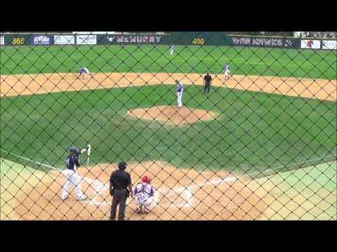 Connor Neuman - Pitching GHS vs Lubbock Monterrey April 2015 Complete Game 1 ER, 4 Ks