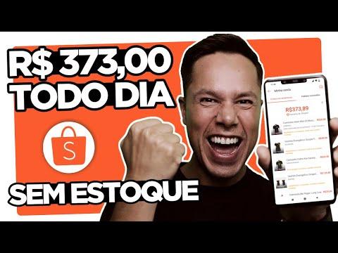 Como Vender na Shopee Brasil pelo Celular Sem Estoque [Dropshipping Nacional]