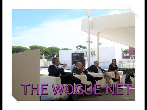 THE WOGUE.NET:CONFERENCE PRESS LONGINES GLOBAL TOUR CHAMPIONS ROMA 2017