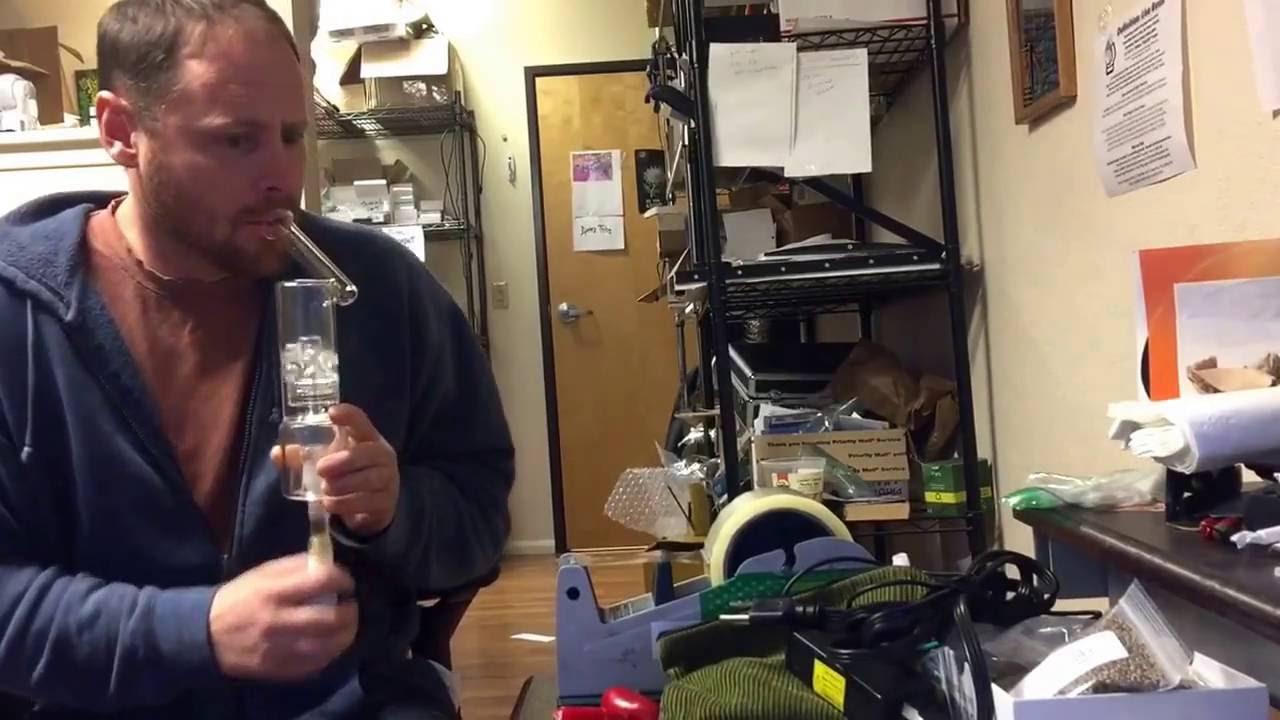 Hydratube attachment for the Divine Crosssing v3 Ceramic rebuildable  atomizer