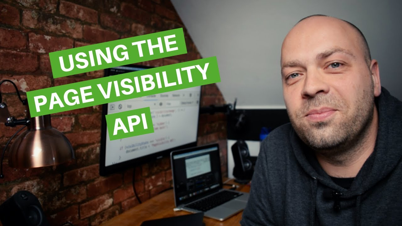 Using the PageVisibility API in JavaScript