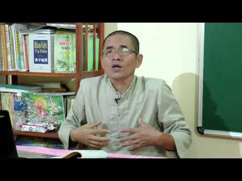 GIÁO TRÌNH HỌC DỊCH CHỮ HÁN - Bài 16 Chương 3 - Thầy VỌNG TÂY Giảng