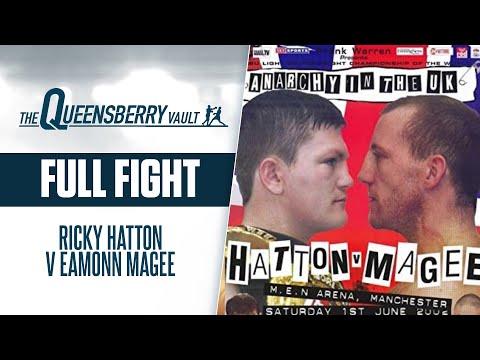 RICKY HATTON V