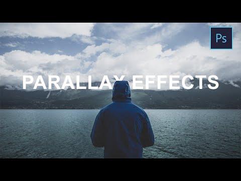 Parallax Effects 2019 Adobe Photoshop Tutorial thumbnail