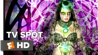 Suicide Squad TV SPOT - Enchantress (2016) - Cara Delevingne Movie