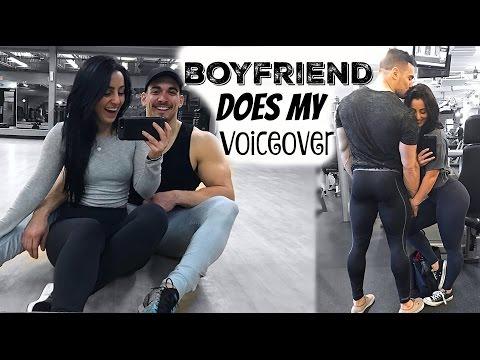 Boyfriend Does My Voiceover
