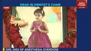 Girl Child Dies Of Anaesthesia Overdose
