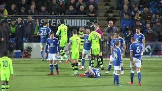 Chesterfield v Forest Green Rovers