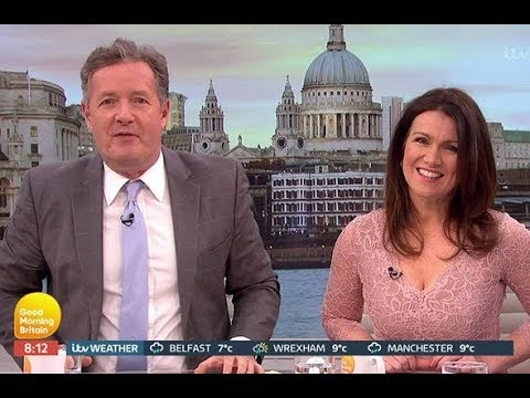 Susanna Reid happily watches TV shows' 'naughty bits' with sons : 'They're very mature'