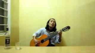 Mưa nhạt nhòa - guitar