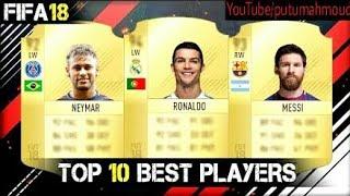 daftar rating pemain sepakbola terbaik di fifa 18