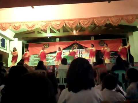 Qatar (CSNHS)1st Afro-Asian Cultural Dance Contest