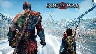 GOD OF WAR #17 - O Retorno da Luz! (PS4 Pro Gameplay em Português PT BR)
