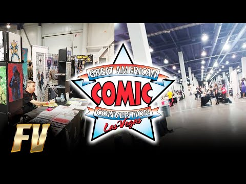 FandomVerse Hits Up Great American Comic Con 2019