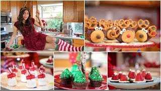 Easy & Yummy DIY Holiday Treat Recipes! Thumbnail