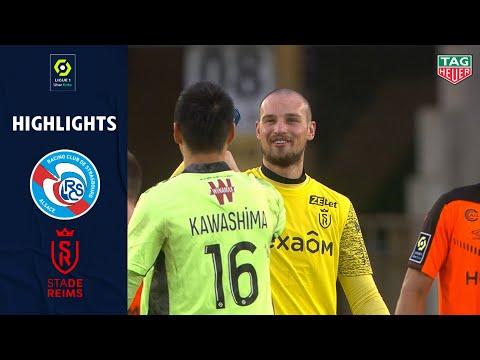Strasbourg Reims Goals And Highlights