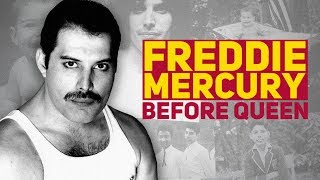 Freddie Mercury Before Queen. The Names