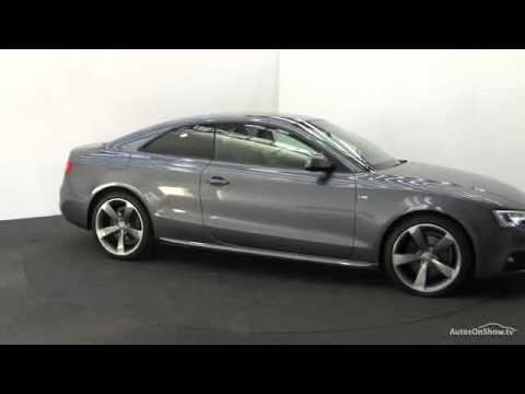 2012 Audi A5 Tdi S Line Black Edition Youtube