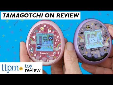 2019 First Look At TamagotchiON From Bandai