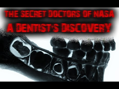 "Creepypasta Readings: ""The Secret Doctors of NASA: A Dentist's Discovery"" By IIA"