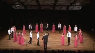 Ukrainian Alleluja - Craig Courtney - Defrost Youth Choir